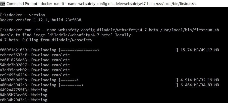 HTTPS Filtering on Windows 10 with Squid and Docker — Web Filter for